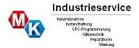 Logotipo MK Industrieservice