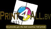 Λογότυπο Print4all BV