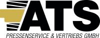 Logo ATS Pressenservice und Vertriebs GmbH