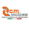 logo C.M. MACCHINE SRL
