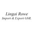 Logotipo Lingai Rowe Import & Export GbR.