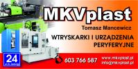Logo MKVplast Tomasz Mancewicz