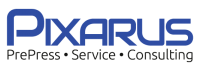 Logo Pixarus eK
