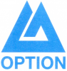 Логотип OPTION SRL