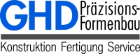Logótipo GHD-Präzisions-Formenbau