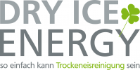 Logotipo Dry Ice Energy