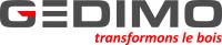 Логотип GEDIMO-RENAUD MACHINES A BOIS