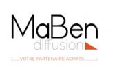 Логотип maben diffusion