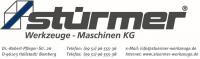 Логотип Stürmer Werkzeuge Maschinen KG