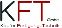 Logo KFT GmbH Kapfer Fertigungstechnik