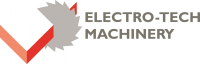 Logotipo Electro-Tech Machinery
