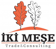 Logotips iki mese trade company ştç ortaklığı