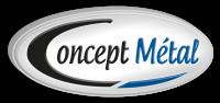 Logo CONCEPT METAL