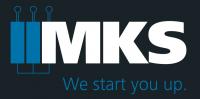 Логотип MKS GmbH