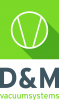 Logotips D&M Vacuumsystemen B.V.
