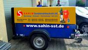 Logo SAHIN SANDSTRAHLTECHNIK UG