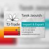 Logotipo Tj-trade