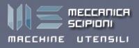 Logotipo Meccanica Scipioni Macchine utensili srl