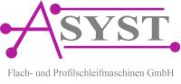Logotip ASYST GmbH
