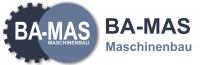Logotipo BA-MAS Maschinenbau