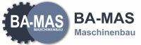 Логотип BA-MAS Maschinenbau