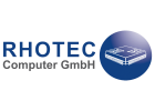 Logo Rhotec Computer GmbH