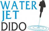 Logotips Water Jet Dido doo