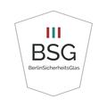 Логотип BerlinSicherheitsGlas BSG GmbH