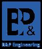 Logo B&P Engineering Sp. z o.o. Spółka komandytowa