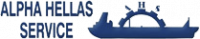 Logotipo ALPHA HELLAS SERVICE