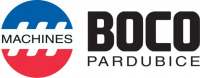 Logo BOCO PARDUBICE machines, s.r.o.