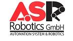 Логотип ASR Robotics