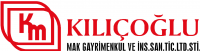 Logotip KILIÇOĞLU MAKİNE