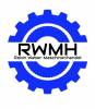 심벌 마크 Robin Weber Maschinenhandel - RWMH