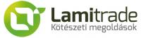 Logótipo Lamitrade Kft