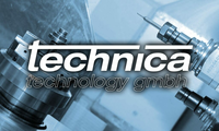 Logotipo technica technology gmbh