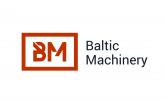 Логотип Baltic Machinery, UAB