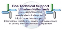 Logotipo Bos Technical Support