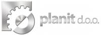 ロゴマーク Planit d.o.o