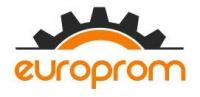 심벌 마크 Europrom SRLS