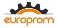 Logotipo Europrom SRLS