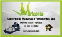 Logo Maricorte Lda