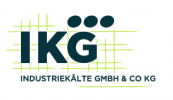 Logotipo IKG Industrie Kälte GmbH & Co KG