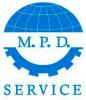 Logotipo MPD Service