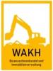商标 WAKH Baumaschinenhandel und Straßenbau GmbH