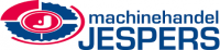 Logotipo machinehandel Jespers