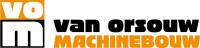 Логотип van orsouw machinebouw