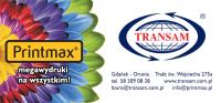logo FUP Transam-Printmax Aldona Wróblewska