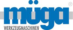 Logotipo müga Werkzeugmaschinen GmbH