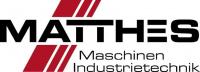 Logo Matthes Maschinen Industrietechnik GmbH